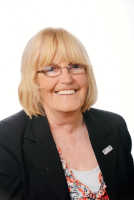 Councillor Nadine Fudge (PenPic)