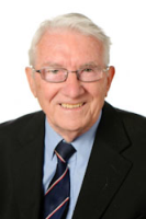 Councillor Terry Geraghty (PenPic)