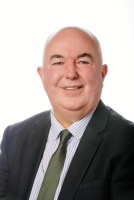 Councillor Mike Thompson (PenPic)