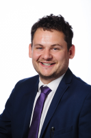 Councillor Ryan Langley (PenPic)